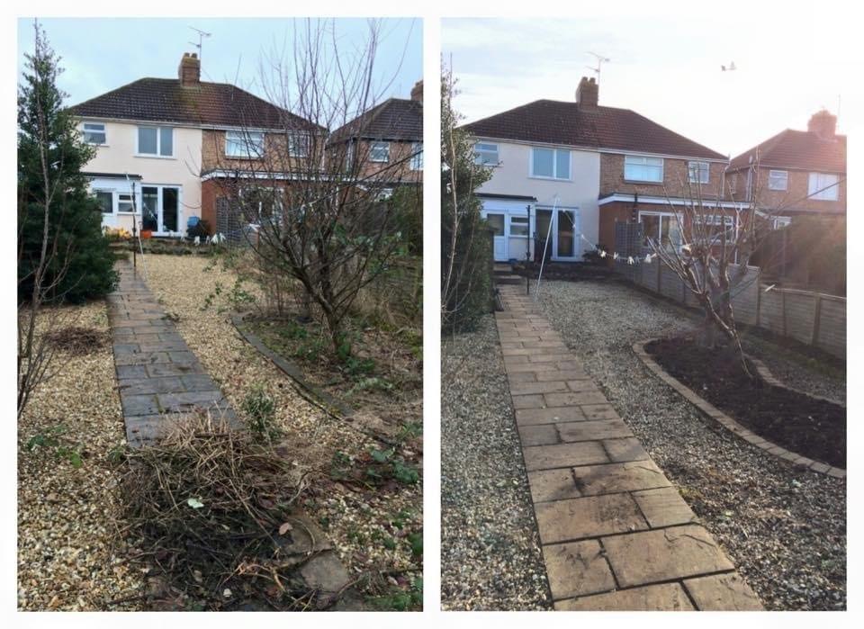Garden tidy up2