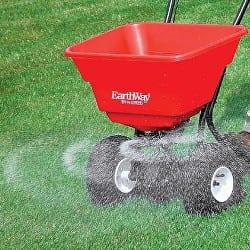lawn fertilisation